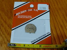 """Precision Scale HO #32388 Backhead,68"""" Drilled for Details (Brass Casting)"""
