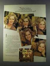 1981 Rave Soft Perm Ad - So Soft, So Natural-Looking