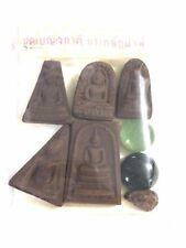Sets Benjapakee  Power Thai Amulet   Lek  Num Phi  Pha Somdejm   Buddha