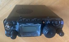 YAESU FT-817ND mit Restgarantie / with warranty remaining