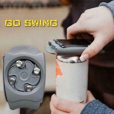 Screw Cap Jar Go Swing Topless Can Opener Bottle Lid Grip Remover Kitchen Tool
