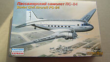 PS-84 Soviet Civil Aircraft (DC-3)    1/144 Eastern Express  # 14431