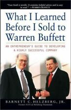 What I Learned Before I Sold to Warren Buffett: An Entrepreneur's-ExLibrary