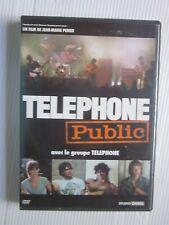 TELEPHONE PUBLIC ..GROUPE TELEPHONE ..DVD