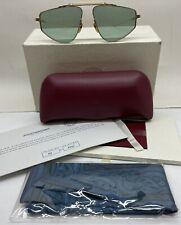 Jacques Marie Mage 1962 HOPPER Altan 2 Titanium Sunglasses 59-14-140