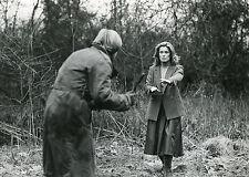 CATHERINE DENEUVE ECOUTE VOIR 1978 3 VINTAGE PHOTOS ORIGINAL
