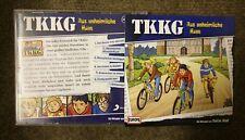 TKKG Hörspiel CD Folge 143 - Das unheimliche Haus - Europa