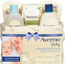 Aveeno Baby - Essential Daily Care Mommy & Me Gift Set, 7 items