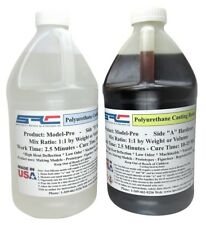 Model Pro Urethane Casting Resin - Liquid Plastic for Models 1 Gallon Kit