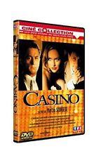 1797 // CASINO (DVD)Robert de Niro,Sharon Stone-NEUF