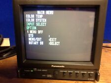 Panasonic Color Video Monitor BT-S915DA
