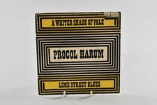 Procal Harum 45RPM Holland Import A Whiter Shade Of Pale Lime Street Blues Deram