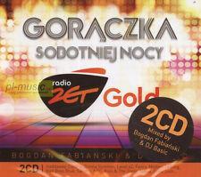 = BOGDAN FABIANSKI  prezentuje GORACZKA SOBOTNIEJ NOCY // 2 CD sealed