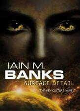 Surface Detail (Culture Novels) By Iain M. Banks