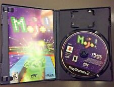 Mojo Playstation 2 PS2 Game w/ Box & Manual Complete