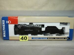 WALTHERS HO SCALE #932-1962 NORTHERN PACIFIC #932-1962 ALCO ROTARY SNOW PLOW NEW