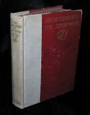 HAWTHORNE'S THE SNOW-IMAGE & Other Twice-Told Tales 1883 Nathaniel Hawthorne