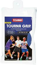 Tourna Grip Dry Feel 10 Grips (99 cm x 25 mm) with Finishing Tape
