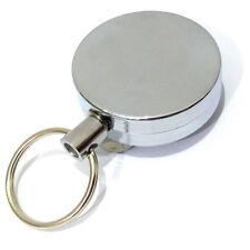 Schlüsselanhänger Ring Recoil Schlüsselanhänger Schwerlast Edelstahl Kabel Draht