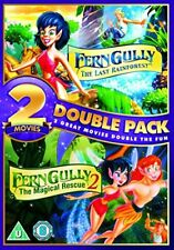 Ferngully 1 and 2 Double Pack [DVD] [1992]