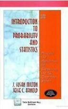 Introduction to Probability and Statistics : Principles and Applications for ...