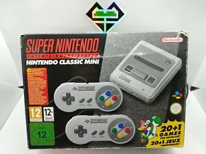 Super Nintendo Classic Mini Usato