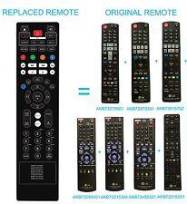 New BLU-RAY DISC Player Remote AKB73095401 fit for LG BD611 BD550 BD555 BD571N