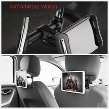 "Car 4-11"" Screen iPad Phone Mobile Tablet Holder Expandable Rotatable Aluminum"