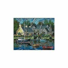 KSG Masterpiece Painting by Numbers Tranquil Waters 0130