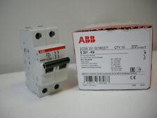 ABB S202-K6 Circuit Breaker 277/480VAC, 6A, 2-Pole 2CDS252001R0377 *NEW