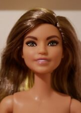 2018 Barbie NUDE Fashionistas Doll #87 Rock star Glam  Streaked Hair