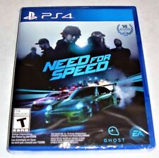 Need for Speed [PlayStation 4 2015] open world racing driving game BRAND NEW