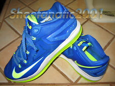 Nike Air Lebron Max Low Sprite Edition Supreme No Lid James 642849-471 Colbalt
