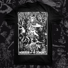 IMPETIGO - Horror Of The Zombies T-SHIRT horror death metal AUTOPSY MORTICIAN