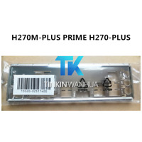 I/O SHIELD back plate BLENDE BRACKET for ASUS H270-PLUS PRIME H270-PLUS