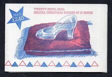 GB 1985 fx8 di Natale Opuscolo ripiegato