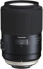 Tamron Sp 90mm 1:2,8 Di Usd Vc Macro for Canon