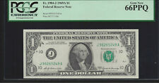 1969A  $1 J/A PCGS 66PPQ