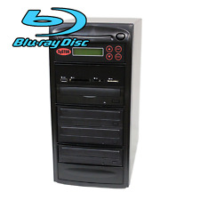 SySTOR 1-3 USB/SD/CF/MS Multi Media Flash Memory Drive to DVD Blu-ray Duplicator