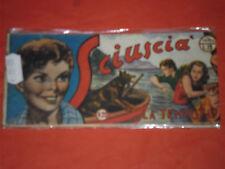 SCIUSCIA STRISCIA TORELLI 1° SERIE N°20 -a- ORIGINALE del 1950 edizioni torelli