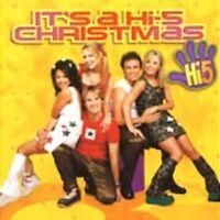 HI-5 It's A Hi-5 Christmas CD BRAND NEW
