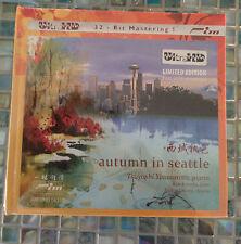 TSUYOSHI YAMAMOTO, AUTUMN IN SEATTLE LIMITED EDITION 32 BIT ULTRA HD CD
