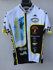 Maglia Ciclismo Pulcinella GSG Colabeton Cycling Bike Team Tg.M MTB Strada