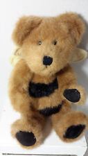 "Retired Boyd's Bears Retired Bumble Bee 10"" No Hang Tag"