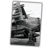 War Vintage Photo Rare AD-2 Skyraider cocpit mission Korea 1952  ζ