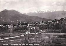 CUNARDO:  Panorama con vista dei Monti Svizzeri    1963