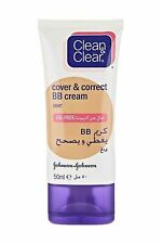 Clean and Clear Cover and Correct BB Cream 50ml Light