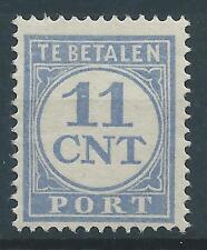 1921-1938 TG Nederland Portzegel P75 ,postfris zie Foto's!!