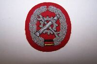1 Aufnäher Instandsetzungs Truppe handgestickt Barett Abzeichen Bundeswehr