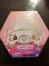 Shopkins Cutie Cars Royal Limited Edition, 8 Exclusive Cars Mystery Pack + Minis